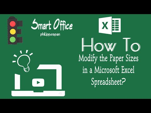 Paper Sizes in Excel 13