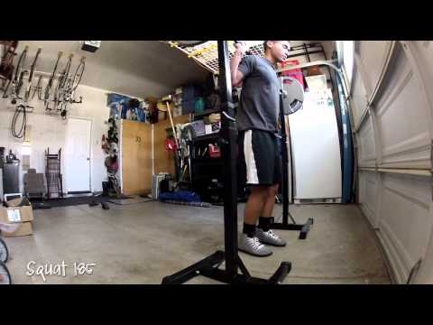 eBay Squat Stand Review Generic Squat Rack