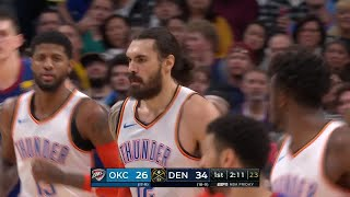 1st Quarter, One Box Video: Denver Nuggets vs. Oklahoma City Thunder