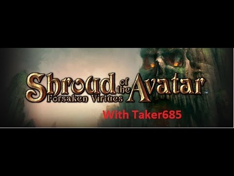 Shroud of the Avatar: Initial Impressions