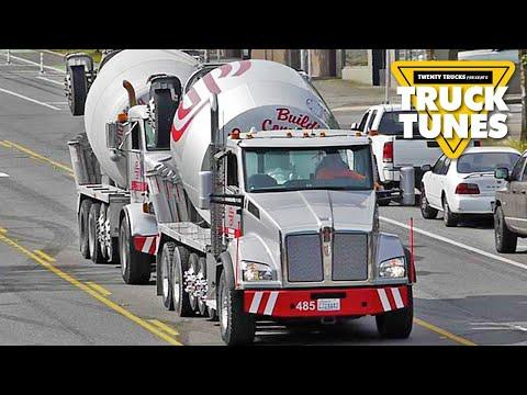 Kids Truck Video - Cement Mixer