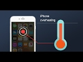 Solve Overheating Problems in iPhone 7/7+, iPhone 6s/6s+,  iPhone6/6+, iPhone 5/5s/SE, -step by step