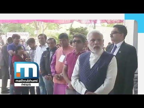Gujarat Polls: 70 Percent Turnout In Second Phase| Mathrubhumi News