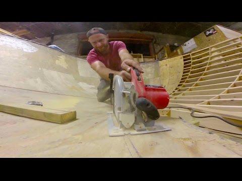 A true DIY skate spot: South Philly Bowl - Red Bull DIY Spot Supply