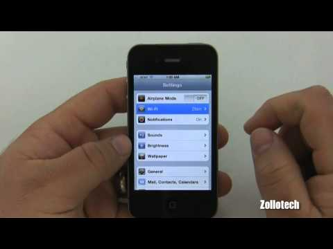 iPhone 4 Tips - Battery Saving Secrets