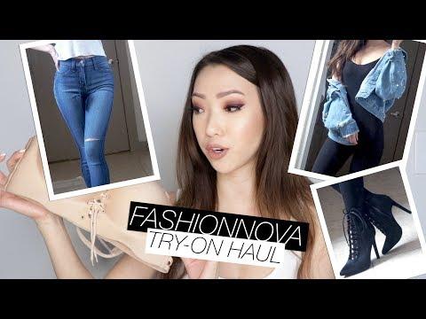 March Fashion Nova Try-On Haul! LeSassafras