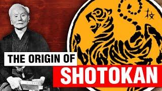 The Origin of Shotokan: History of Shotokan Part 1 | ART OF ONE DOJO