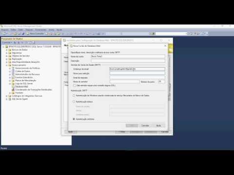 2 - Configurando Database Mail no SQL Server