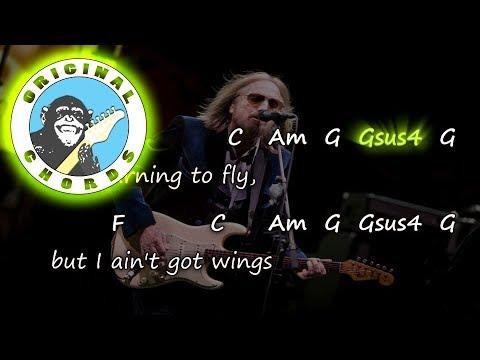 Tom Petty - Learning To Fly - Chords & Lyrics