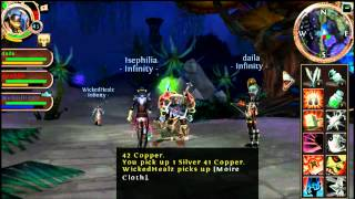 Order and Chaos Eristars