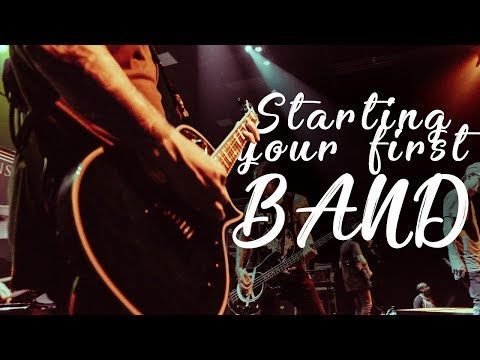 HOW TO START A BAND (2.0)