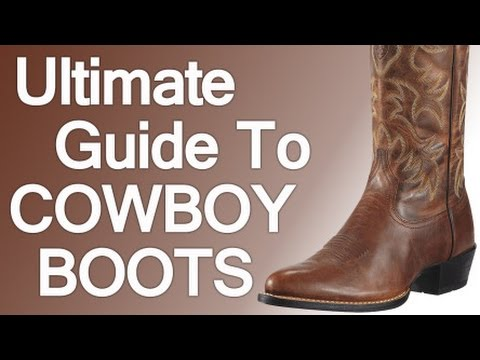 How to clean and polish your cowboy boots cheaply like a pro