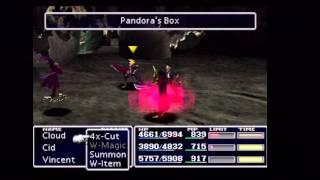 Final Fantasy VII Rarest Item Kiss of Death!