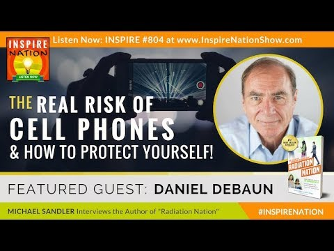 🌟 HOW TO PROTECT YOURSELF FROM THE DANGERS OF CELL PHONES, WIFI, EMF & SMART METERS! Daniel DeBaun