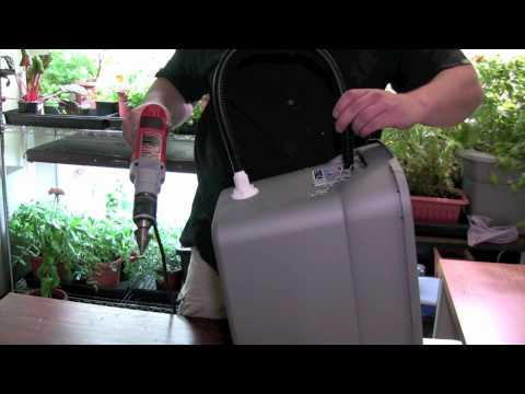 How To Build A Hydroponic System Part 1 of 2