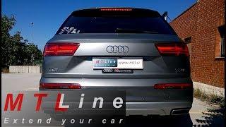 Audi Q5, MY2009 - rear LED lights retrofit - problems and