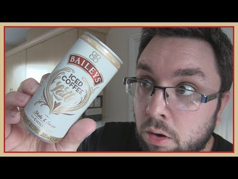Baileys Iced Coffee Latte Review