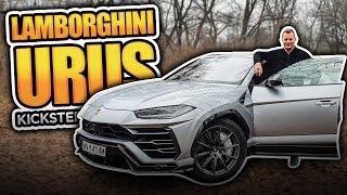 Lamborghini Urus - Kickster jedzie #21