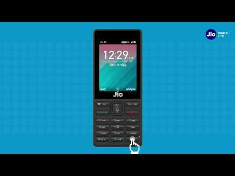 How to Use Shortcut Keys in JioPhone (Oriya) | Reliance Jio