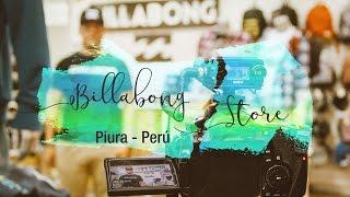 Vídeo Corporativo para la tienda Billabong Store - Piura