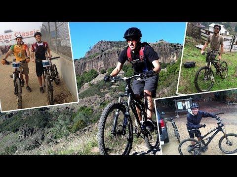 A climb up memory lane in Calistoga | Mountain Biking Northern California