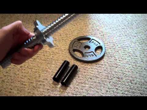 DIY Ab Wheel