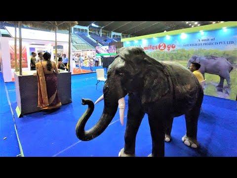Kolkata Tourism Fair June 2018 | Netaji Indoor Stadium