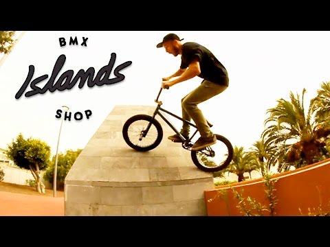 "Josue De Leon ""Pinky"" islands BMX Shop"