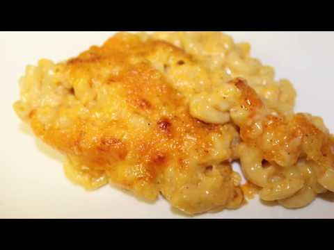 Southern Baked Macaroni and Cheese: Quick & Easy