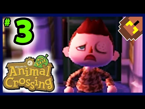 I Have To Take Responsibility?!  - Animal Crossing: New Leaf - Episode 3