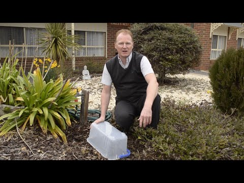 How to avoid frozen water meters and pipes