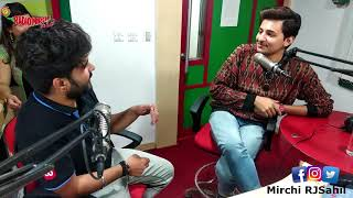 Darshan Raval Funny Interview With | RJ Sahil | Radio MIrchi |