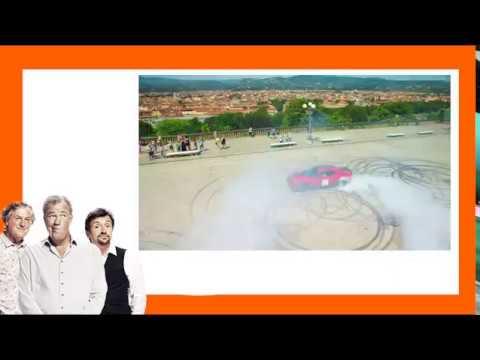 Richard Hammond Revs Dodge Hellcat - The Grand Tour