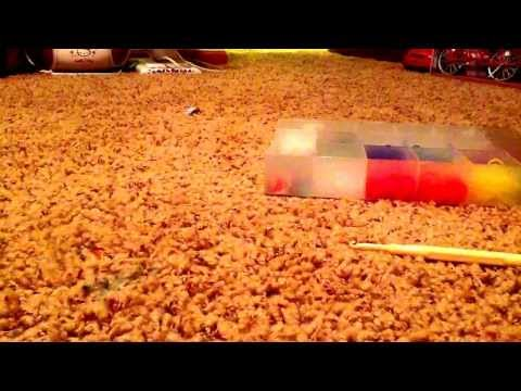 How to make a starburst rainbow loom bracelet.   Enjoy!