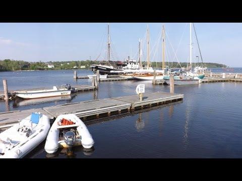 Maine - Belfast Bay Time Lapse - GoPro HERO3 Black Ed.