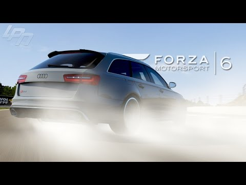 FORZA MOTORSPORT 6 MULTIPLAYER - DRIFT ACTION (Xbox One) / Lets Play Forza 6