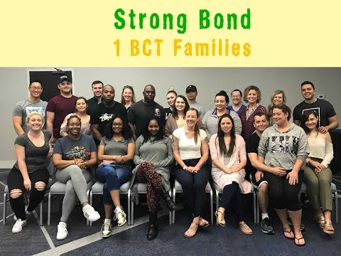 Strong Bond for Families of Deployed Soldiers