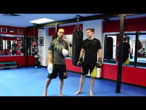 BOXING COMBINATIONS. Combo Builder Series. OFFENSIVE ATTACK