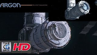 "CGI & VFX Showreels: ""Argon Previs Martian Reel"" - by Jason Mcdonald"