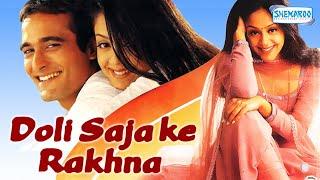 Doli Saja Ke Rakhna - Hindi Full Movie - Jyothika - Akshaye Khanna - 90