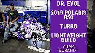 Download 2019 Lightweight Turbo Build | Chris Burandt | Polaris Axys 850 Video
