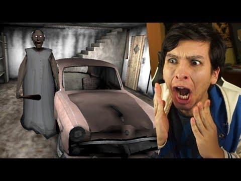 GRANNY TIENE UN AUTO !! NUEVO GARAJE Y MÁS PUZZLES - Granny (Horror Game)