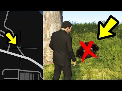 There's SECRET treasure in GTA 5.. this is how to find it!