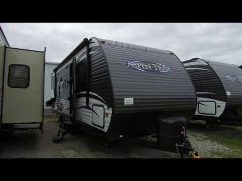 2017 Dutchmen Aspen Trail 2750BHS Travel Trailer Walk Through Video