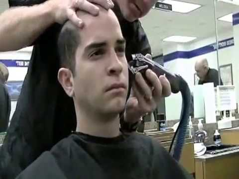 Friends don't let friends have hair, Basic Training Haircuts/Military Barber Shop edition
