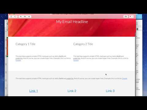 How to create a mobile friendly, responsive email template from scratch