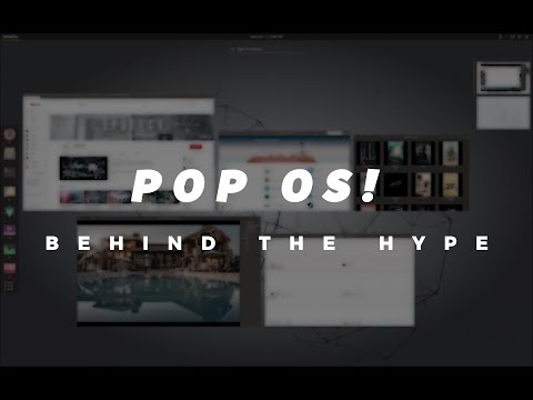 Review: Pop!_OS : Behind the Hype!