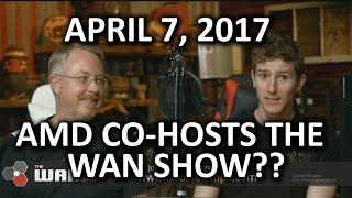 Google & Facebook Filtering FAKE NEWS?? - WAN Show April 7, 2017