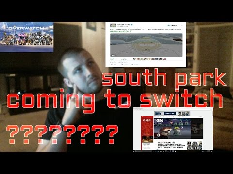 SOUTH PARK GAME COMING TO THE SWITCH??? (Sadly no)
