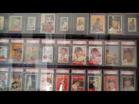 PSA Graded Card Display Case